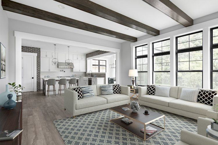 How Virtual Home Staging Gives a Kick Boost to Home Sales